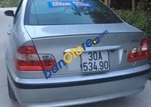 Gia đình bán xe BMW 318i SX 2005, đăng ký lần đầu 2006, 260tr