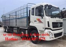Bán xe tải Dongfeng 4 chân 17.9 tấn – Xe tải Dongfeng 17.9 tấn bán trả góp