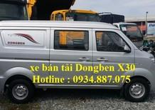 Xe bán tải Dongben X30 giá rẻ - xe tải van dongben 5 chỗ, 2 chỗ ngồi