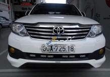 Bán ô tô Toyota Fortuner V TRD Sportivo 2015, màu trắng số tự động