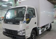 Cần bán xe Isuzu QKR 55H năm sản xuất 2017, màu trắng, xe nhập