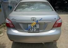 Bán Toyota Vios đời 2013, màu bạc chính chủ, giá 465tr