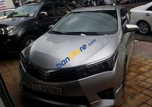 Bán Toyota Corolla altis 2.0V đời 2014, màu xám