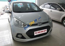 Chính chủ bán Hyundai Grand i10 đời 2014, màu bạc
