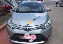 Bán Toyota Vios E sản xuất năm 2015, màu bạc đẹp như mới