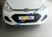 Bán Hyundai Grand i10 1.2 MT đời 2017, màu trắng