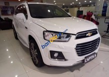 Bán  Chevrolet Captiva sản xuất năm 2017, màu trắng, giá 879tr