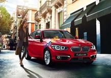 Bán xe BMW 1 Series 118i năm sản xuất 2017, màu đỏ, xe nhập