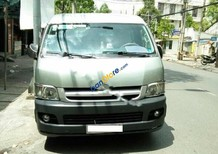 Cần bán Toyota Hiace năm sản xuất 2007, màu xanh lam