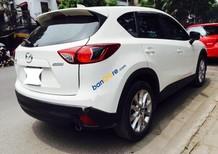 Bán xe Mazda CX 5 2.5AT AWD năm 2014, màu trắng giá cạnh tranh