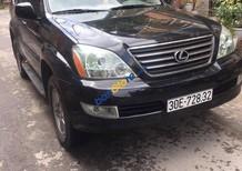 Cần bán xe Lexus GX 470 2008, màu đen, nhập khẩu