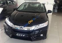 Bán xe Honda City 1.5 CVT đời 2017, màu đen