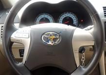 Cần bán xe Toyota Corolla Altis 1.8AT 2011, màu đen chính chủ, giá chỉ 615 triệu