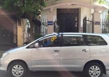 Cần bán Toyota Innova G năm 2010, màu bạc, 520tr