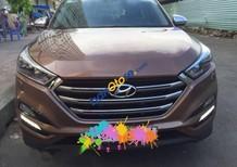 Bán xe cũ Hyundai Tucson đời 2016, màu nâu, giá 890 triệu