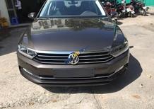 Rinh xe Volkswagen Passat nhận ngay ưu đãi tốt. Xe màu nâu giao xe ngay - LH Hương: 0902.608.293