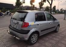 Bán ô tô Hyundai Getz năm sản xuất 2009, màu bạc, nhập khẩu chính chủ