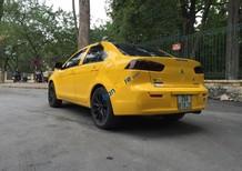 Chính chủ bán xe Mitsubishi Lancer EX Sport đời 2009, màu vàng, nhập khẩu