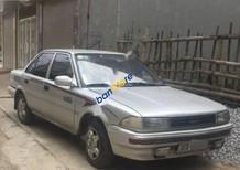 Bán Toyota Corolla đời 1990, màu bạc, xe nhập