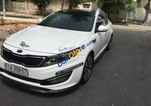 Chính chủ bán ô tô Kia Optima 2.0AT đời 2012, màu trắng, nhập khẩu