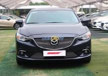 Bán xe Mazda 6 2.5AT 2015, màu đen, số tự động, 860 triệu