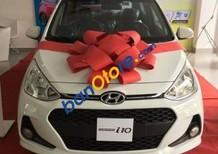 Cần bán xe Hyundai Grand i10 năm 2017, màu trắng