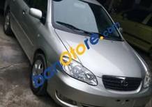 Cần bán gấp Toyota Corolla Altis 2005, màu bạc