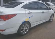 Bán Hyundai Accent 1.4AT năm 2011, màu trắng, nhập khẩu Hàn Quốc