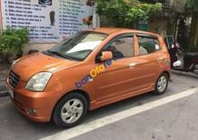 Bán xe Kia Morning AT sản xuất năm 2007, màu cam