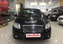 Cần bán xe Daewoo Gentra Ex đời 2010, màu đen, số sàn