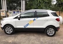 Cần bán gấp Ford EcoSport Titanium 2016, màu trắng số tự động