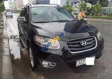 Chính chủ bán xe Hyundai Santa Fe SLX đời 2010, màu đen