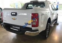 Cần bán xe Chevrolet Colorado năm 2017, màu trắng, nhập khẩu