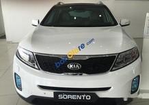 Bán ô tô Kia Sorento GATH đời 2017, xe mới, màu trắng