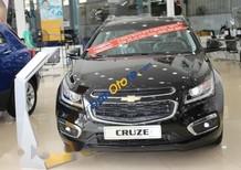 Bán Chevrolet Cruze năm sản xuất 2017, màu đen, nhập khẩu