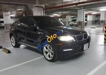 Bán BMW X6 năm 2009, màu đen, nhập khẩu