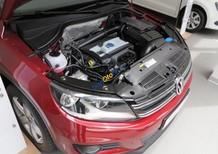 Bán ô tô Volkswagen Tiguan năm 2016, màu đỏ, nhập khẩu chính hãng