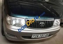 Cần bán xe Toyota Zace sản xuất 2005, màu xanh lam