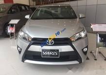 Bán ô tô Toyota Yaris đời 2017, màu bạc, 538tr
