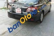 Bán xe cũ Toyota Corolla altis 1.8AT đời 2011, màu đen, giá chỉ 590 triệu