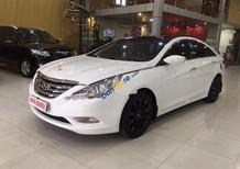 Bán Hyundai Sonata 2.0 AT đời 2011, màu trắng, xe nhập, 575 triệu