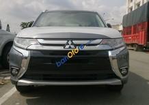 Bán xe Mitsubishi Outlander CVT 2 cầu 2017, nhập khẩu nguyên chiếc từ Nhật