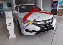 Bán xe Honda Accord 2.4AT đời 2017, màu trắng