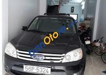 Bán xe cũ Ford Escape XLS đời 2010, màu đen số tự động, 470 triệu