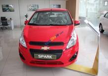 0984983915 bán xe Chevrolet Spark 5 chỗ, số sàn, đời 2017, giá tốt nhất Hải Dương