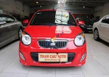 Toàn Cầu Auto bán xe Kia Morning SLX 2010 màu đỏ, sản xuất 2010, nhập khẩu nguyên chiếc