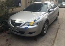 Bán xe cũ Mazda 6 2.3AT đời 2005, màu bạc chính chủ, 455 triệu