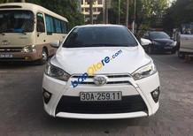 Chính chủ bán Toyota Yaris G sản xuất 2014, màu trắng, xe nhập, giá 575tr