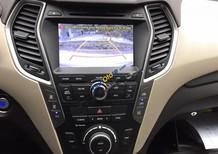 Bán Hyundai Santa Fe CRDi 4WD đời 2017, xe mới, màu đen