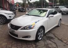 Chính chủ bán Lexus IS 250C năm 2010, màu trắng, nhập khẩu